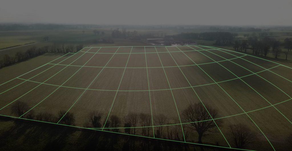 scan champs photogrammétrie